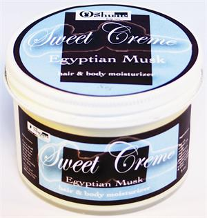 Sweet Creme Egyptian Musk Hair and Body Moisturizer