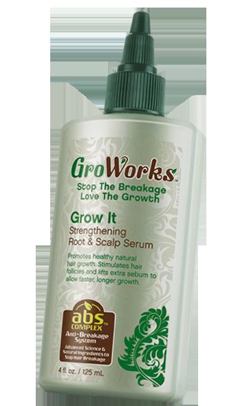 GrowIt Strengthening Root and Scalp Serum