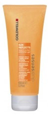 Dual Senses Sun Reflects Leave-In Protect Shimmer Gel