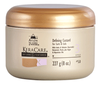 KeraCare Natural Textures Defining Custard for Curls and Coils