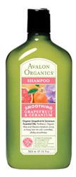Grapefruit and Geranium Smoothing Shampoo