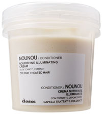 Essential Hair Care Nounou Nourishing Illuminating Cream Conditioner for Color-Treated Hair