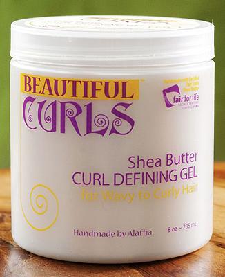 Shea Butter Curl Defining Gel