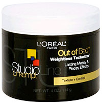 Studio Line Unkempt Out of Bed Texturizing Gel-Cream Texture Plus Control