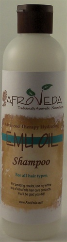 Advanced Therapy Hydrating EMU Oil Shampoo