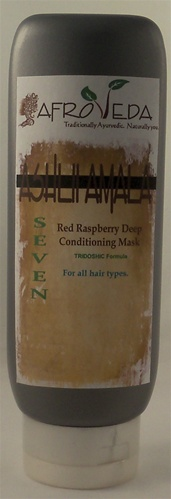 Ashlii Amala Red Raspberry Deep Conditioning Mask