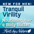 Tranquil Virility Nourishing Hair and Body Butter for Men