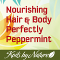 Perfectly Peppermint Nourishing Hair and Body Butter