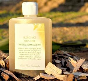Licorice Root Scalp Elixir