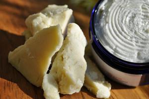 Whipped Organic Shea Butter