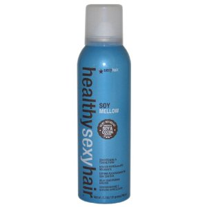 Healthy Sexy Hair Soy Mellow Conditioning and Taming Foam