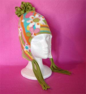 Girls Chullo Hat