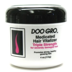 Triple Strength Medicated Hair Vitalizer
