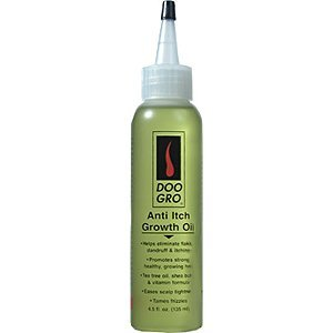 Anti-Itch Growth Oil