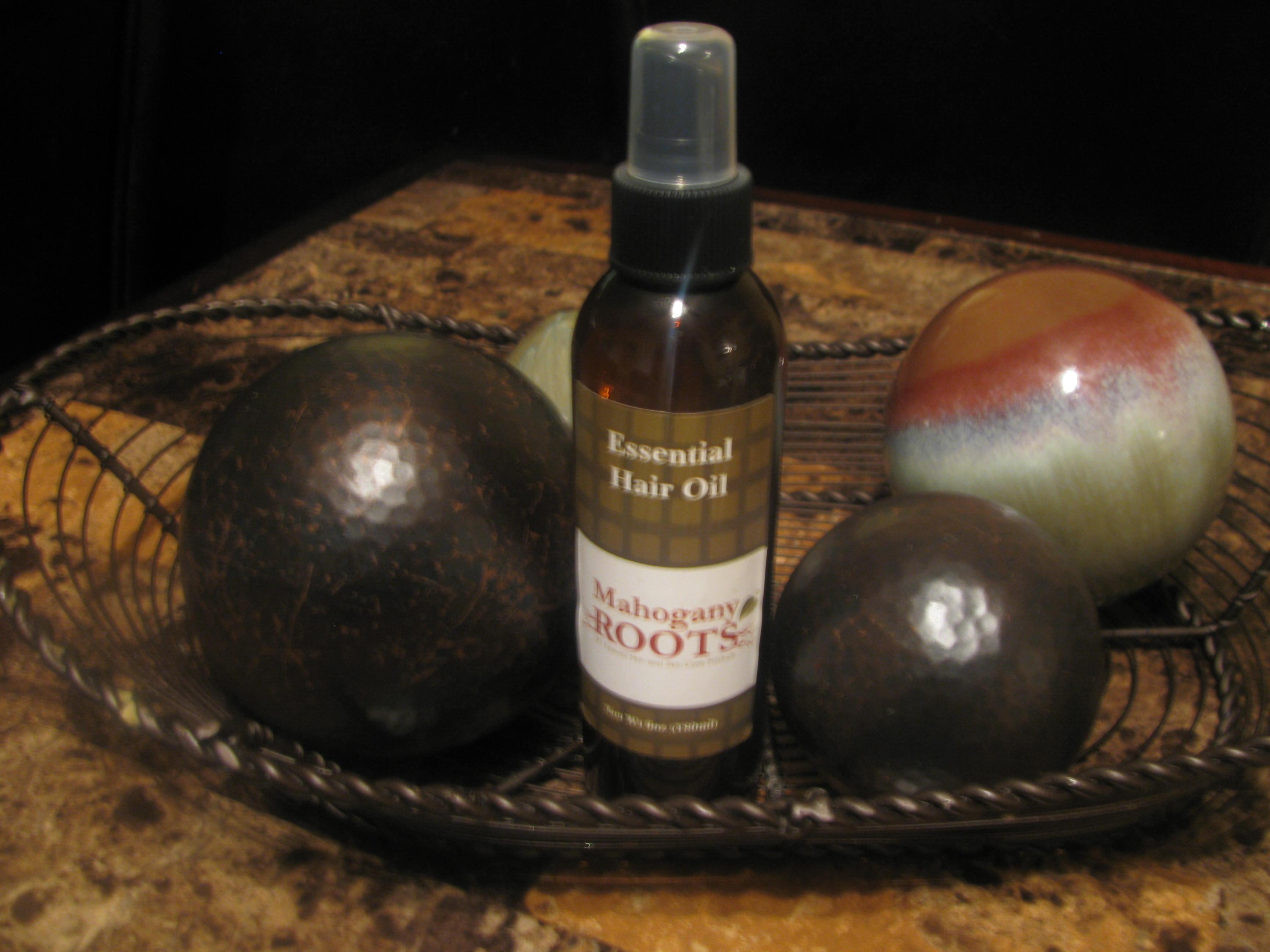Essential Hair Oil