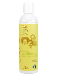 Leave-In Conditioner and Daily Moisturizer for Baby and Child
