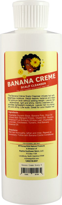 Banana Creme Scalp Cleanser