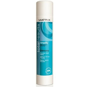 Total Results Amplify Volume Flexible Hold Hairspray