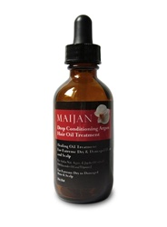Deep Conditioning Argan Hair Oil Treatment
