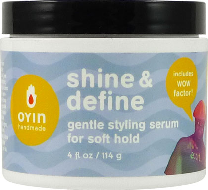 Shine and Define Styling Serum