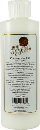 Coconut Hair Milk