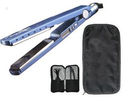 Pro Nano Titanium 1 1/4 Inch Flat Iron Straightener