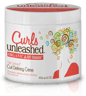 Curls Unleashed Take Command Curl Crème