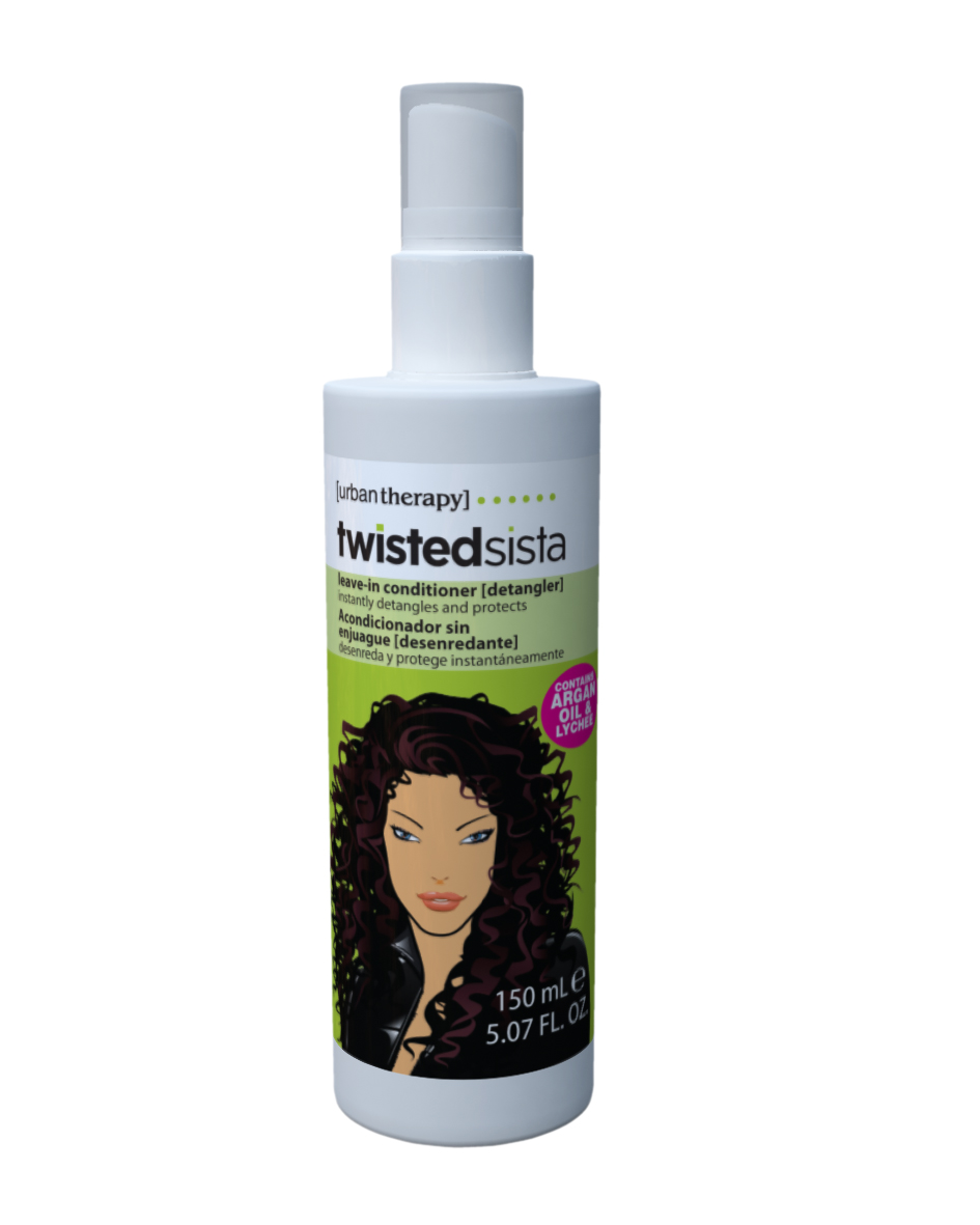 NEW Twisted Sista Leave-In Conditioner (detangler)