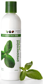 Peppermint Tea Tree All-Natural Hair Milk