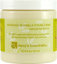 Madagascar Vanilla Styling Creme