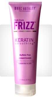 Bye Bye Frizz Keratin Smoothing Conditioner