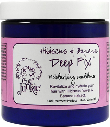 Hibiscus & Banana Deep Fix Moisturizing Conditioner