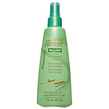 Silk Elements Megasilk Olive Heat Protection Spray