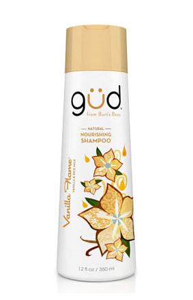 güd Vanilla Flame Natural Nourishing Shampoo