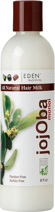 Jojoba All Natural Hair Milk