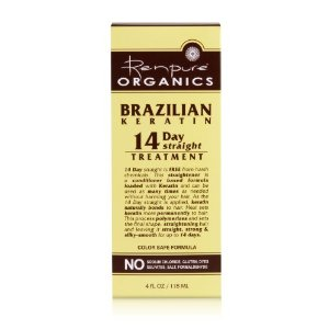 Brazilian Keratin 14 Day Straight Treatment