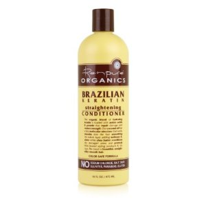 Brazilian Keratin Straightening Conditioner