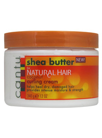 Shea Butter Coconut Curling Cream