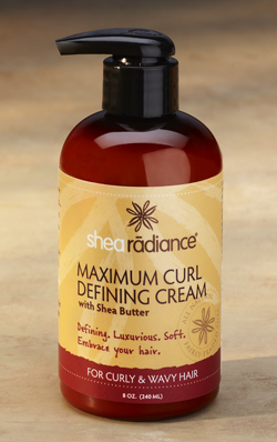 Maximum Curl Defining Cream