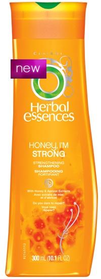 Honey I'm Strong Strengthening Shampoo