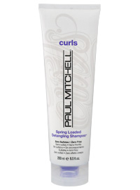 Curls Spring Loaded Detangling Shampoo