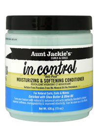In Control Anti-Poof Moisturizing & Softening Conditioner