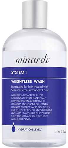 System 1 Weightless Wash