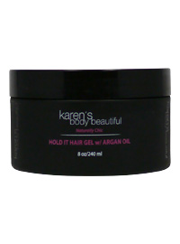 Hold It Hair Gel w/ Argan Oil