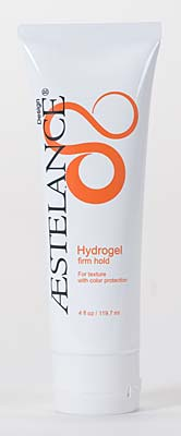 Hydrogel firm hold