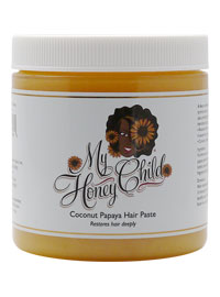 Coconut Papaya Hair Paste