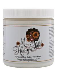 Organic Shea Butter Hair Paste