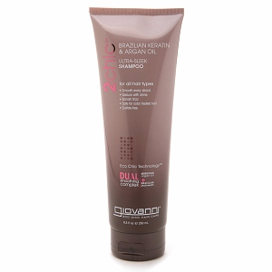 2chic Brazilian Keratin & Argan Oil Ultra-Sleek Shampoo