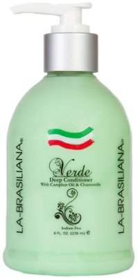 VERDE Deep Conditioner with Camphor Oil & Chamomile
