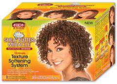 Shea Butter Texture Softening System
